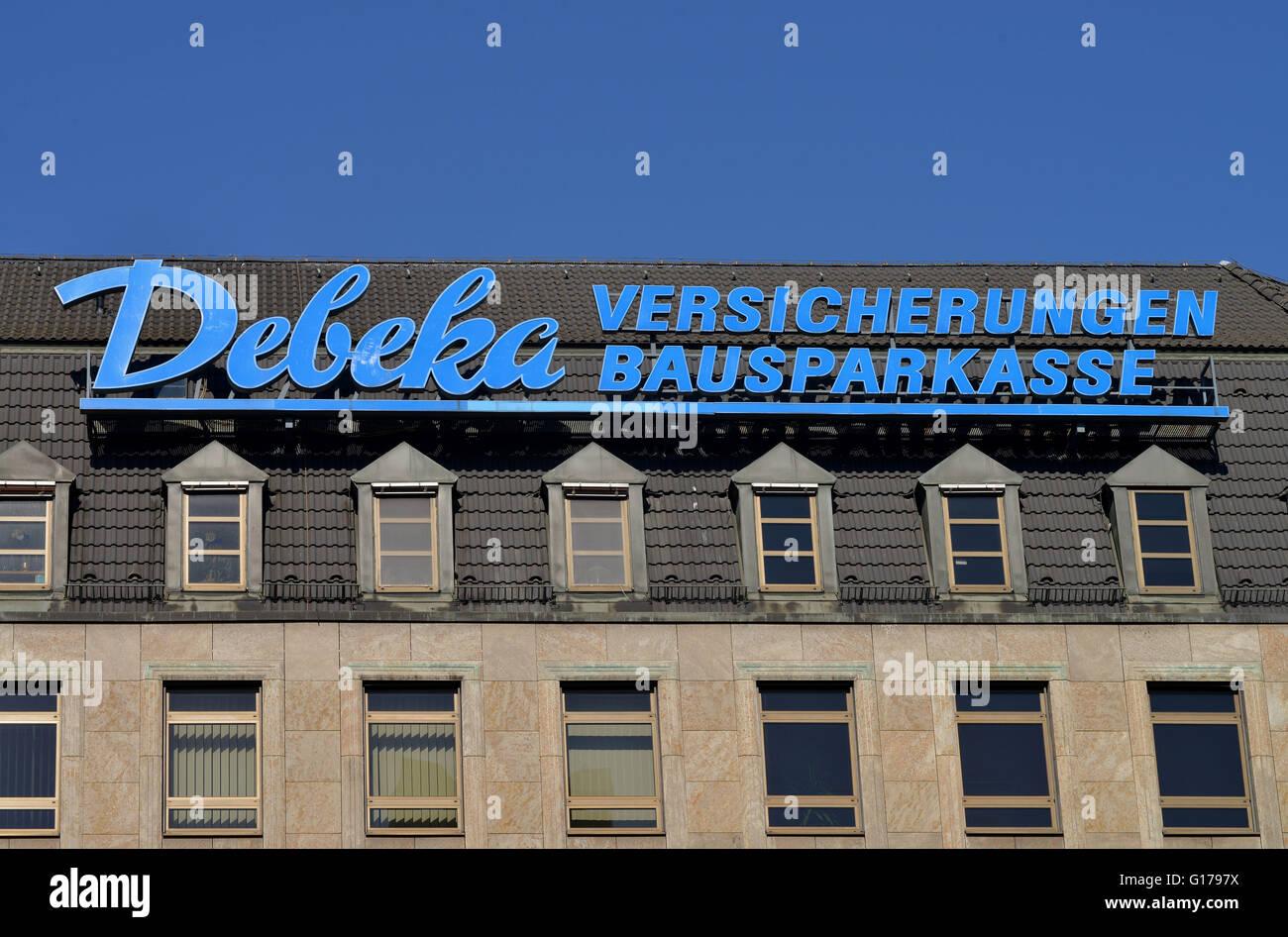 Debeka Versicherungen Stock Photos Debeka Versicherungen Stock