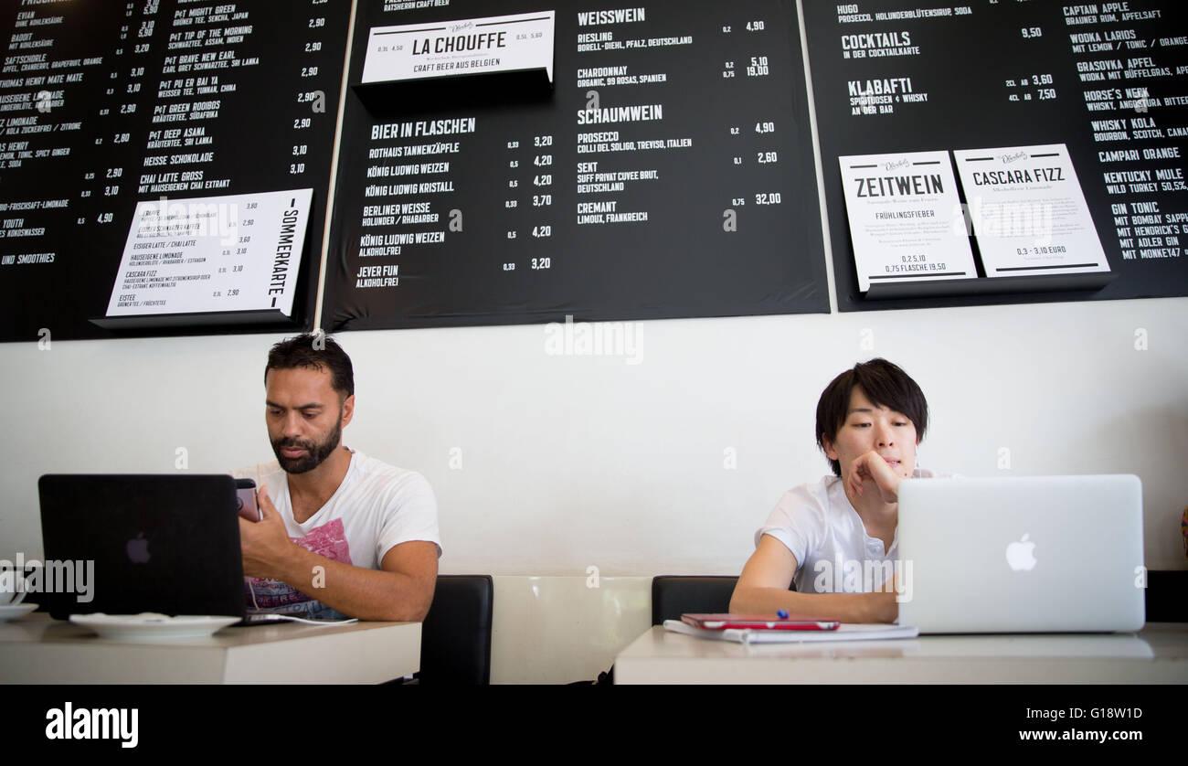 Cafe Oberholz Berlin