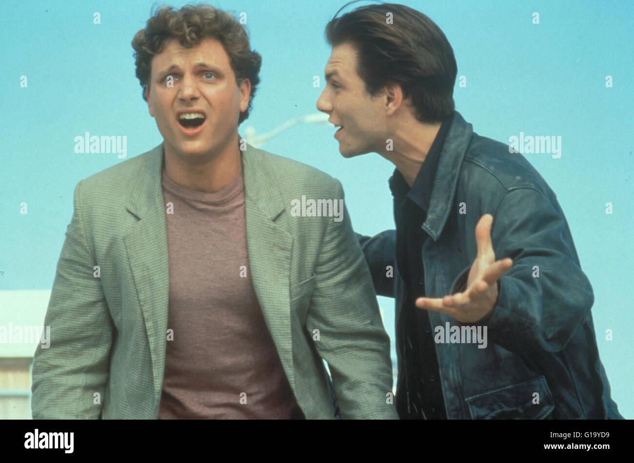 Kuffs - Ein Kerl zum Schießen / Tony Goldwyn / Christian Slater - Stock Image