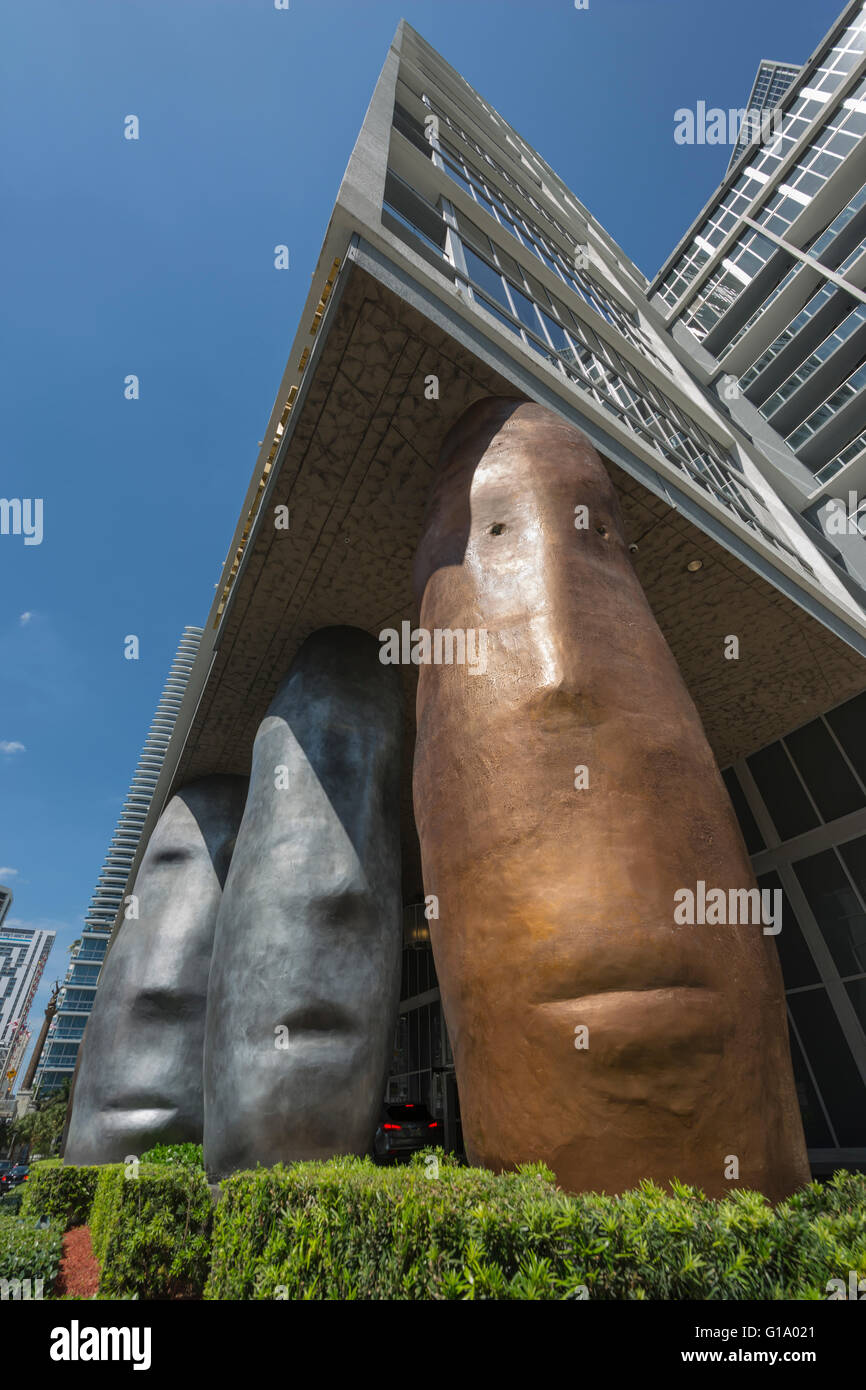 Icon Brickell Stock Photos & Icon Brickell Stock Images - Alamy