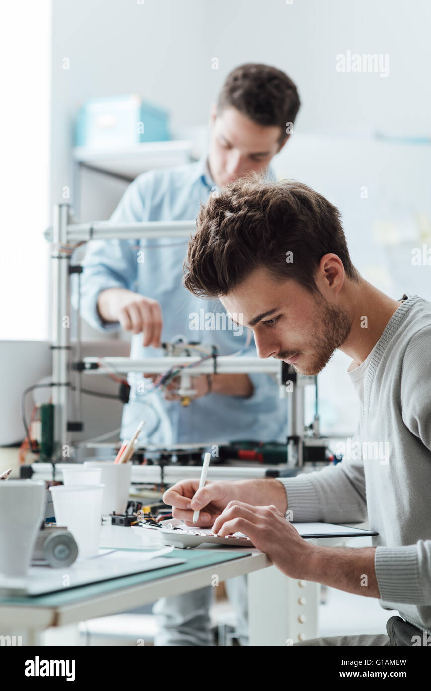 electronic projects for engineering students An introduction to the engineering design process, with detailed guides on each step from defining the problem to prototyping and testing.