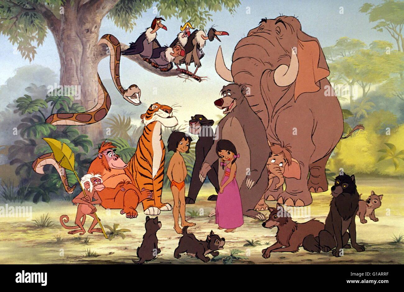 The jungle book release date in Australia