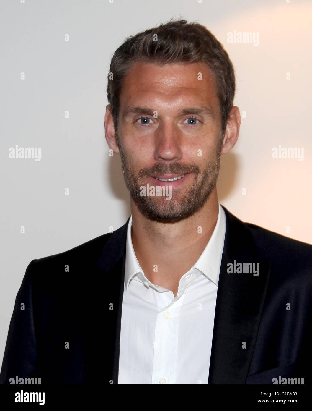 ANDREAS ISAKSSON Swedish professional goalkeeper in Kasimpasa SK Turkey - Stock Image