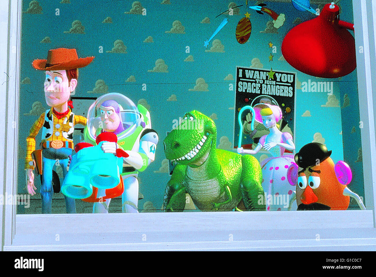 Toy Story / Trickfilm, - Stock Image