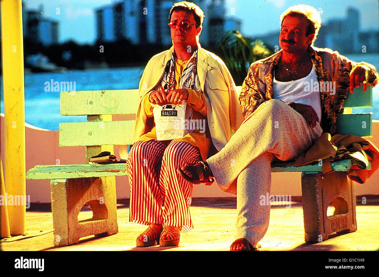 Birdcage - Ein Paradies für schrille Vögel, The / Nathan Lane / Robin Williams, - Stock Image