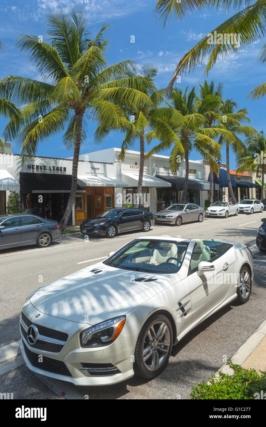 Afternoon auto stock photos afternoon auto stock images for Mercedes benz palm beach florida
