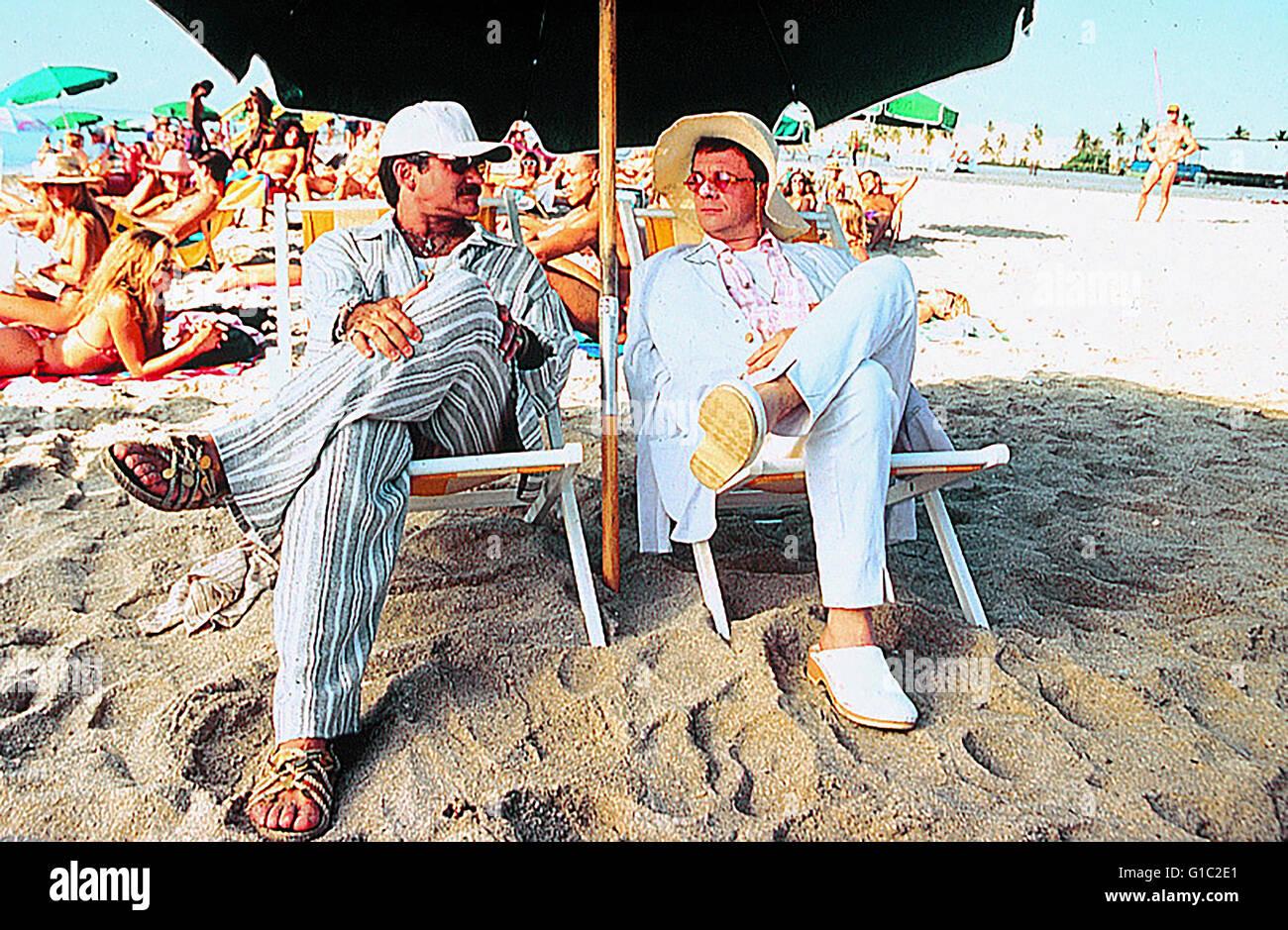 Birdcage - Ein Paradies für schrille Vögel, The / Robin Williams / Nathan Lane, - Stock Image