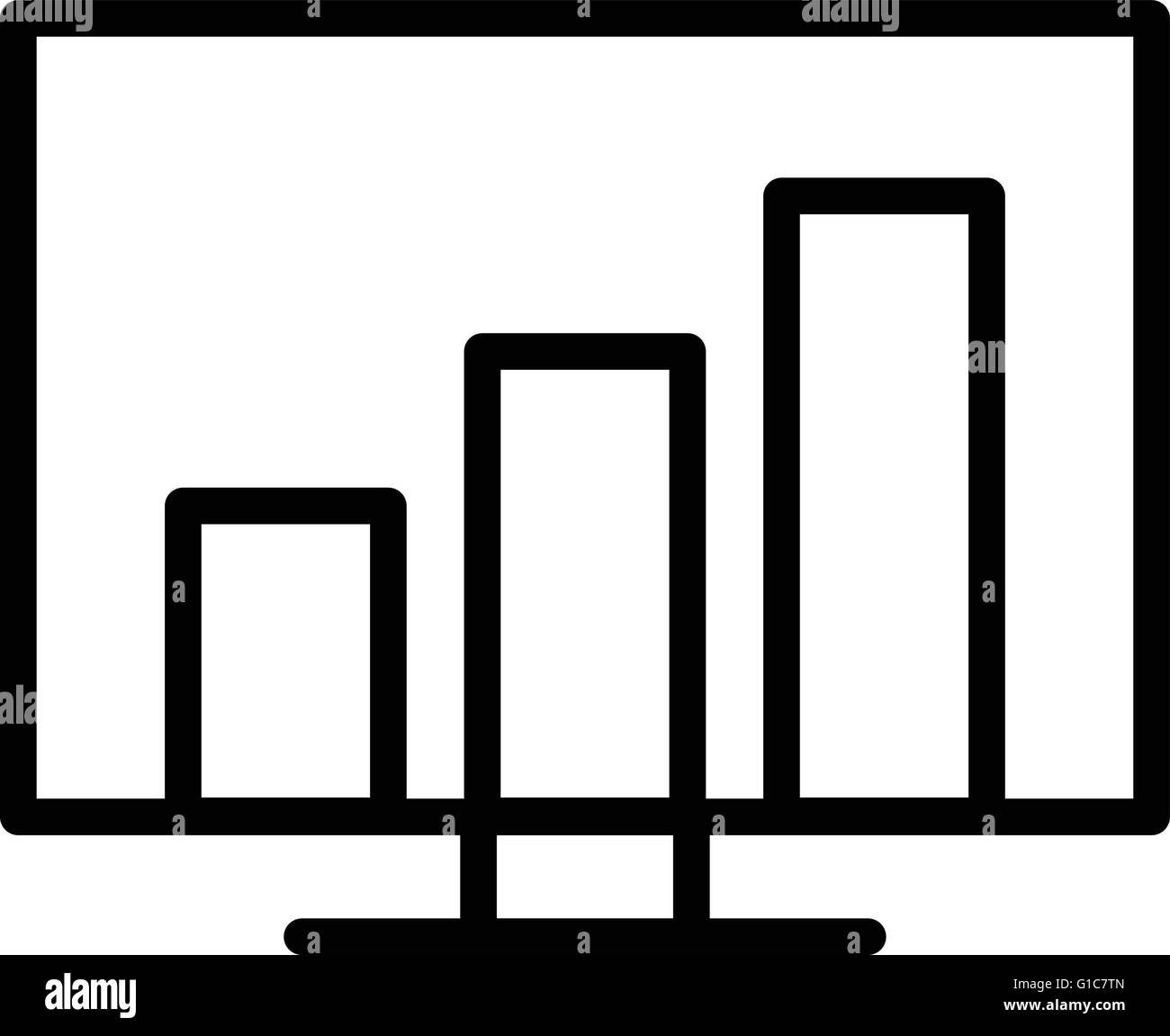 Stats - Stock Vector