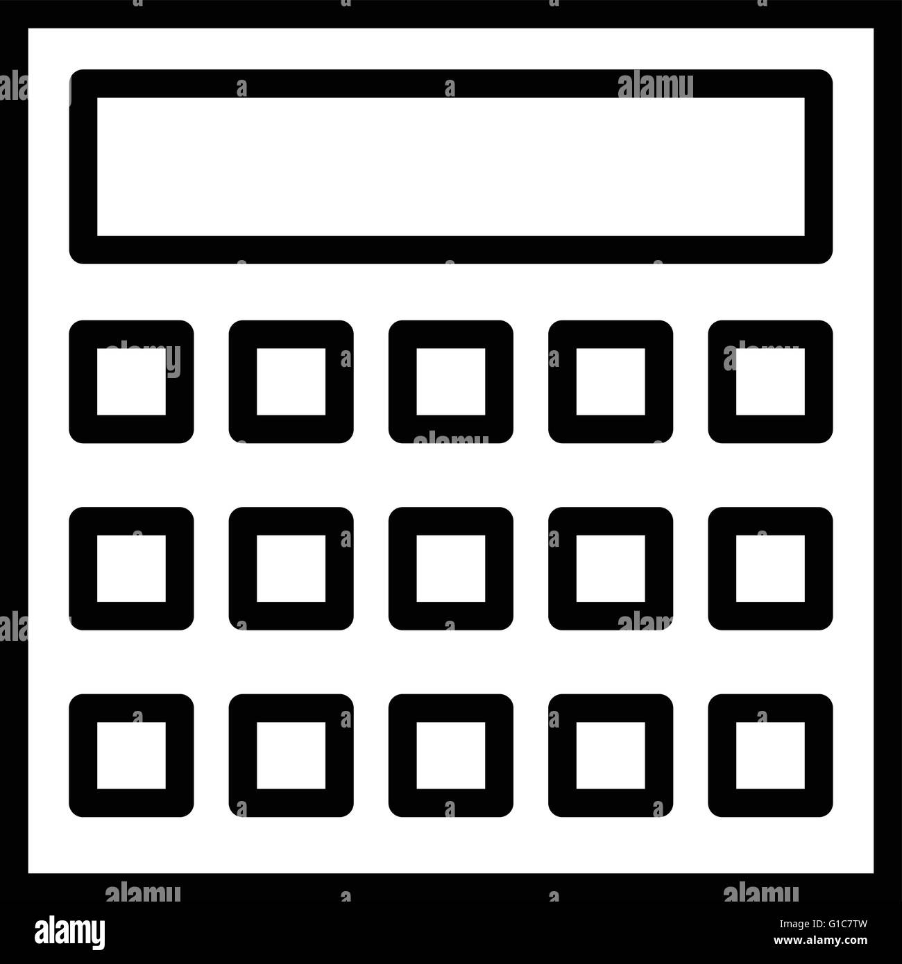 Calculation - Stock Image