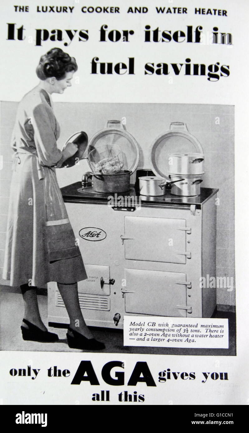 1950s Advertising Archive Stock Photos & 1950s Advertising