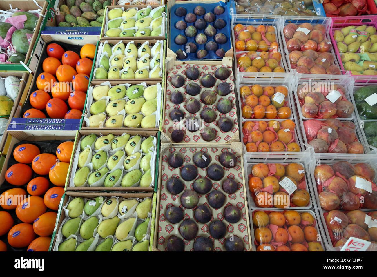 Mina Fruit and Vegetable Market[, Abu Dhabi  United Arab