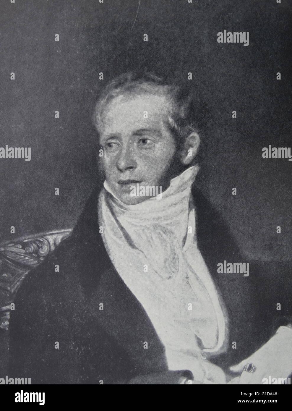 Baron Amschel Meyer von Rothschild (12 June 1773 – 6 December 1855) was a German Jewish banker of the Rothschild - Stock Image