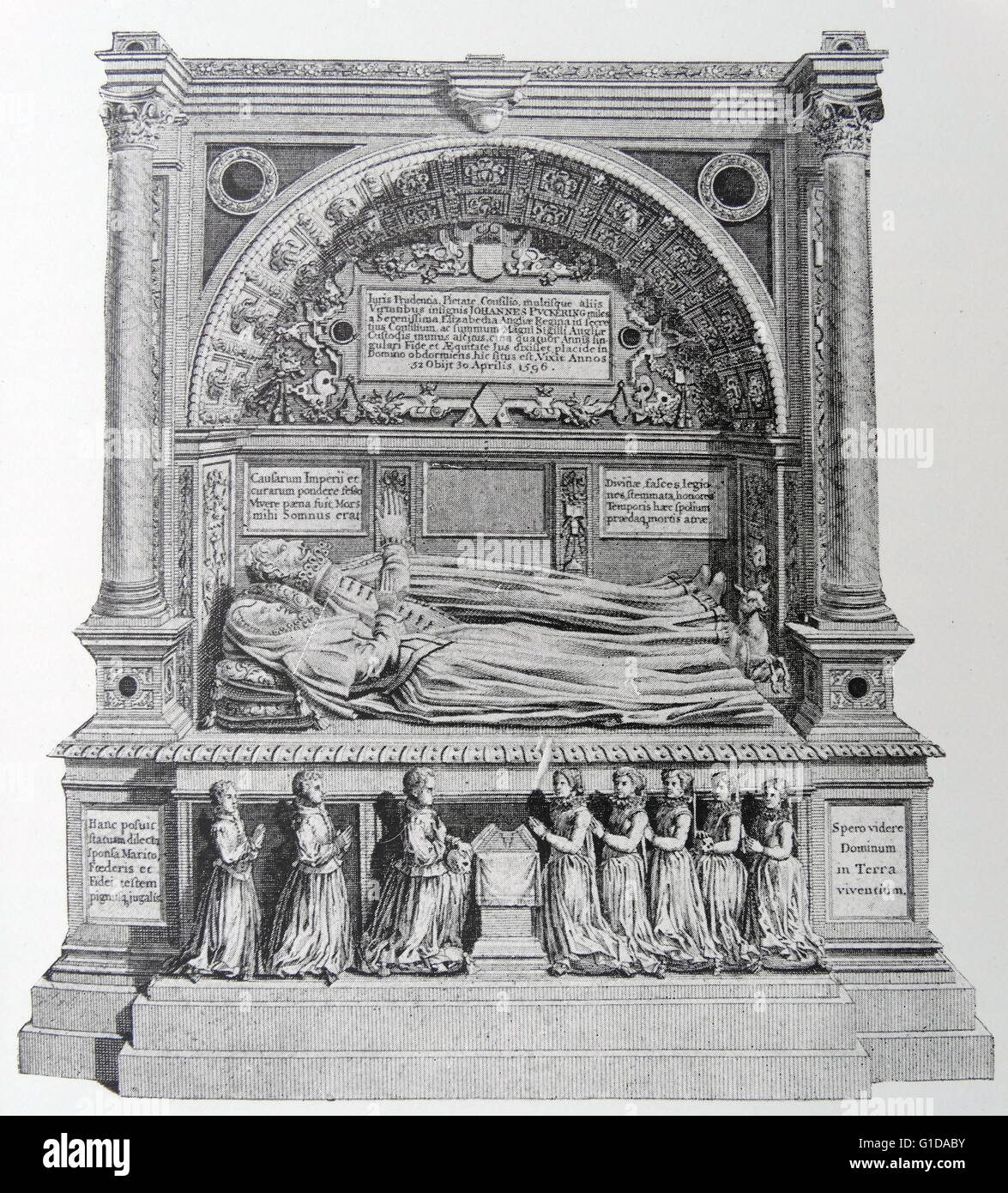 Tomb Westminster Abbey Stock Photos & Tomb Westminster