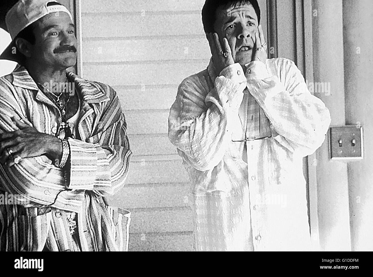 Birdcage, The / Robin Willliams / Nathan Lane, - Stock Image