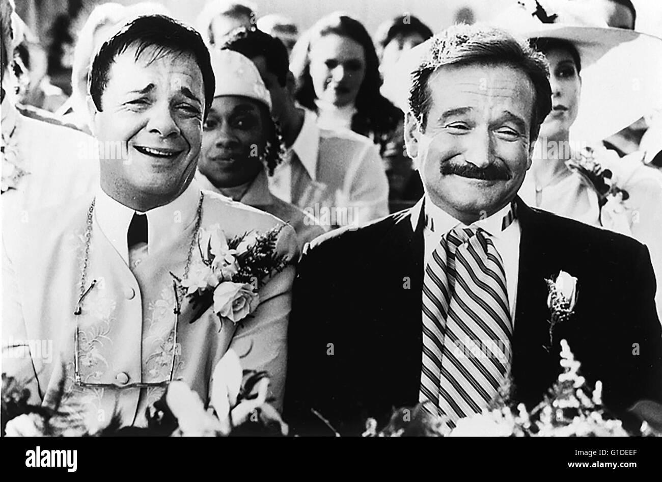 Birdcage - Ein Paradies für schrille Vögel, The / Nathan Lane / Robin Williams, Stock Photo
