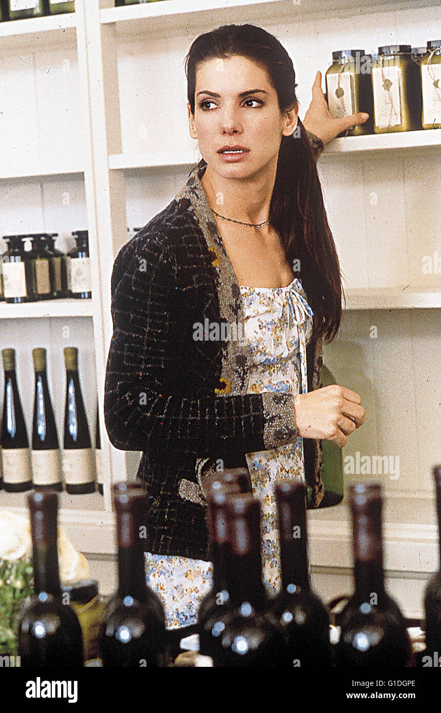 Practical Magic - Zauberhafte Schwestern / Sandra Bullock, - Stock Image