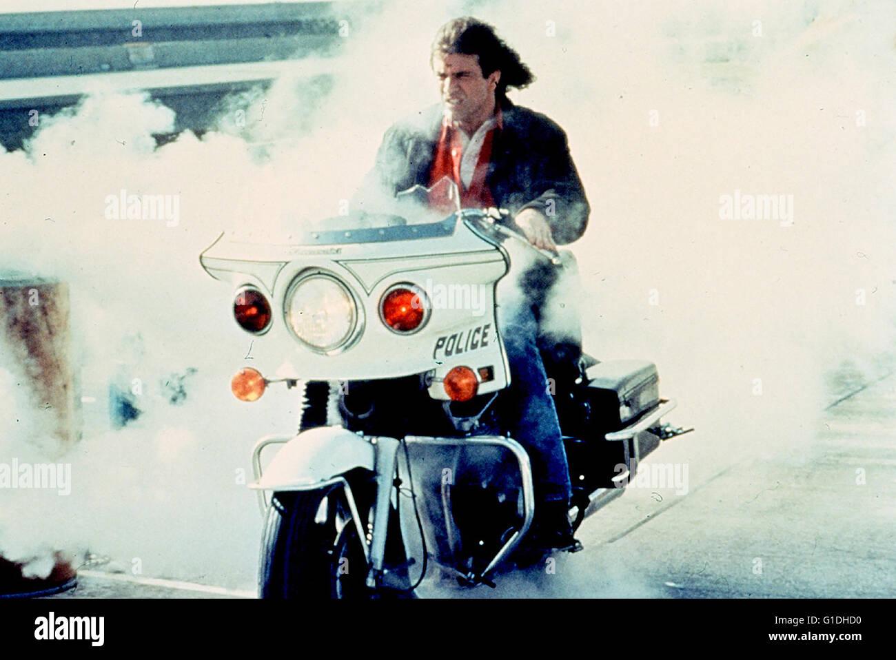Lethal Weapon III - Brennpunkt L.A. - Die Profis sind zurück / Mel Gibson - Stock Image