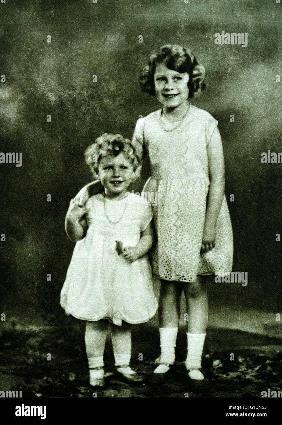 princess margaret young pictures