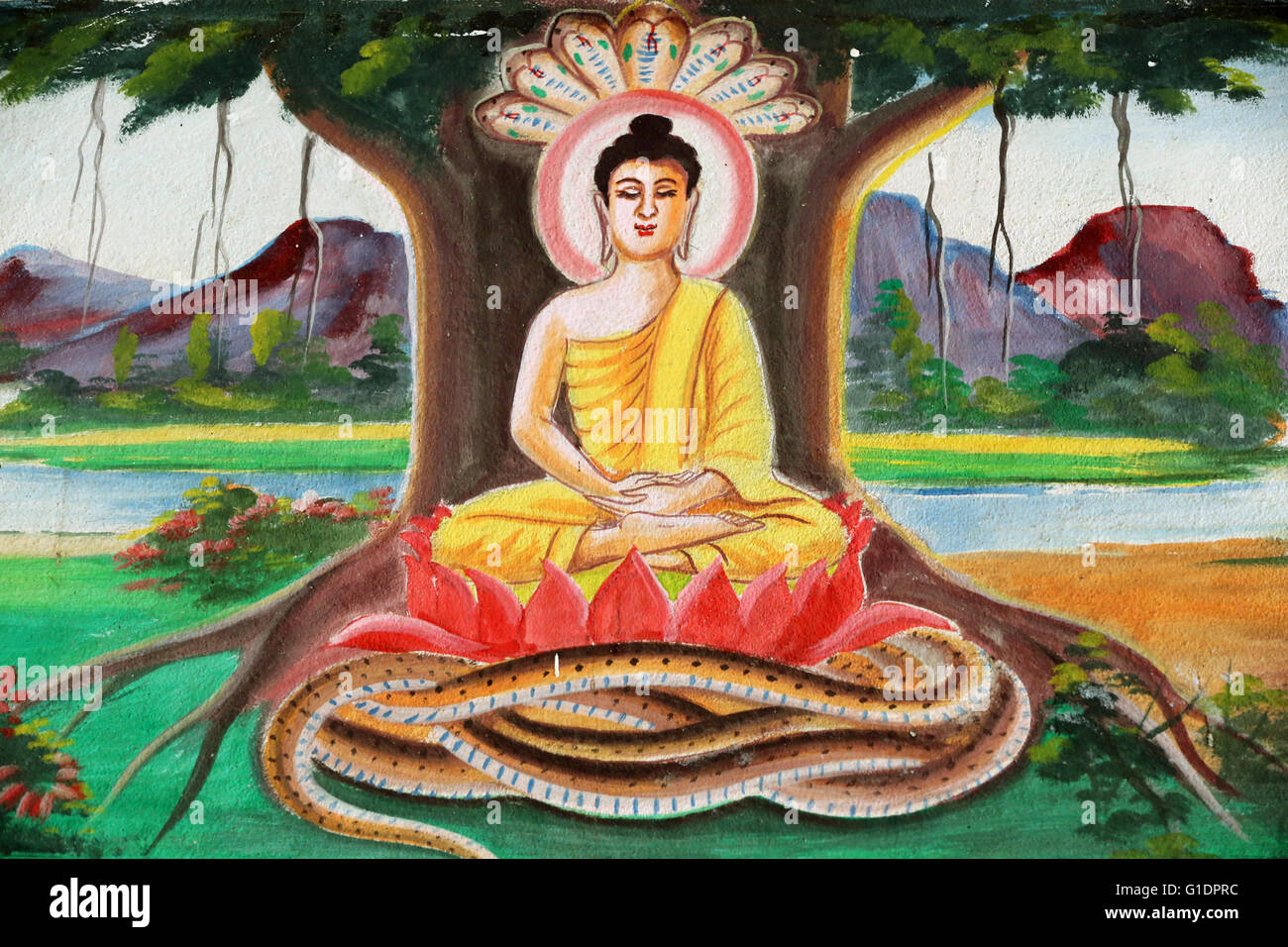 the story of buddha The story of the golden buddha in the mid 50's, a monastery was to be  relocated to make room for a new highway the monks arranged for a.