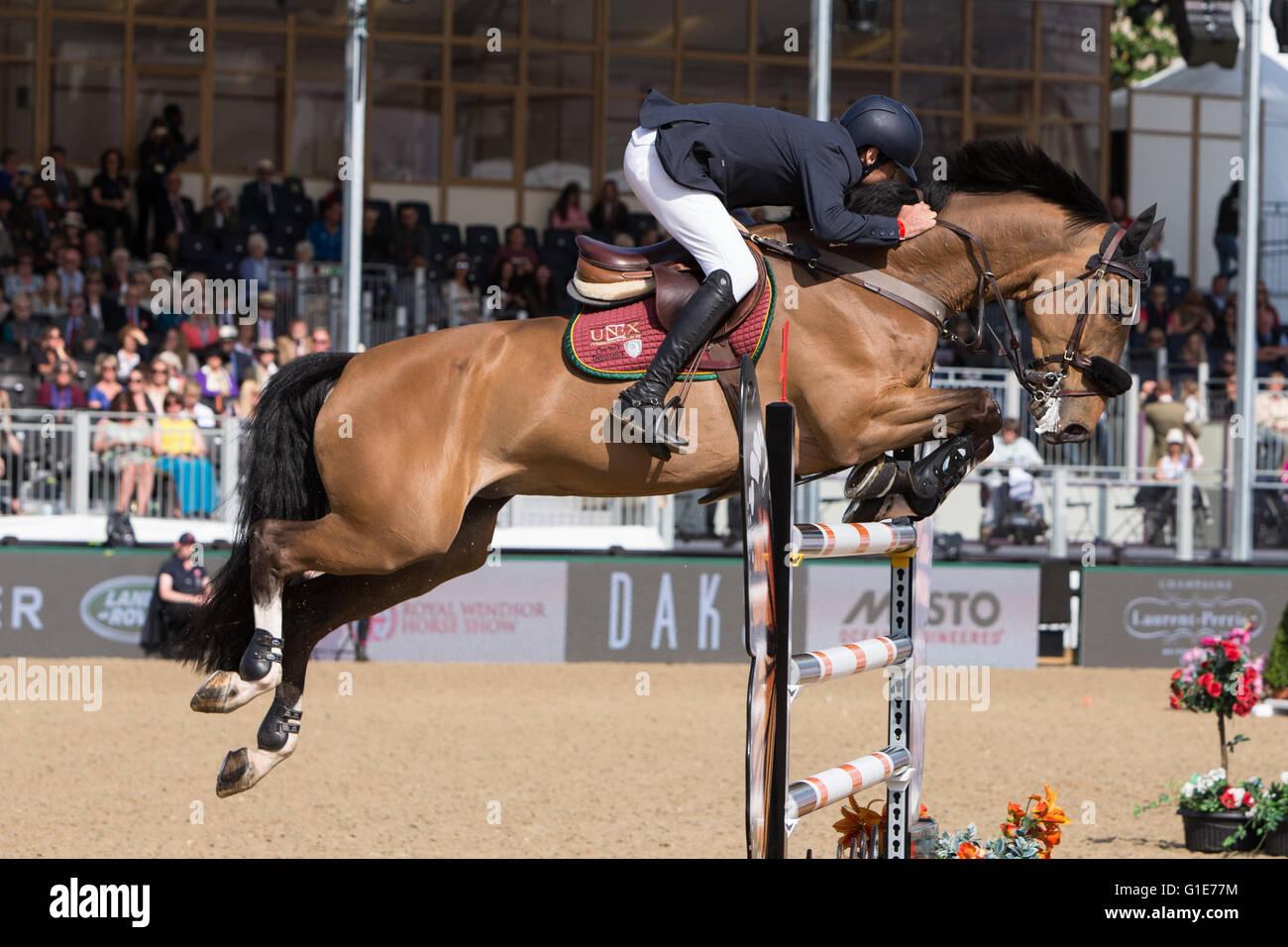 Royal Windsor Horse Show Stock Photos Royal Windsor Horse Show