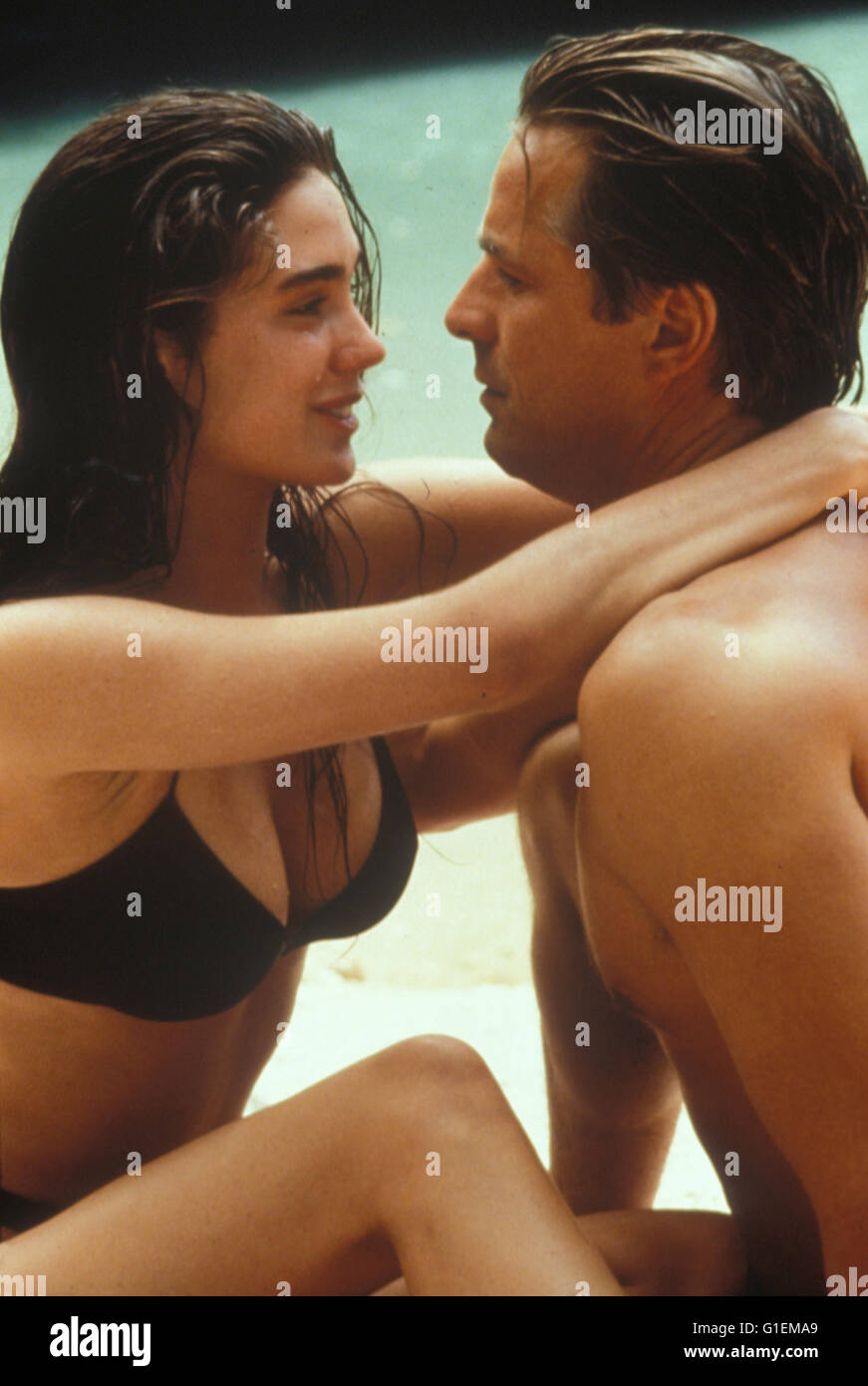 Hot Spot - Spiel mit dem Feuer, The / Jennifer Connelly - Stock Image