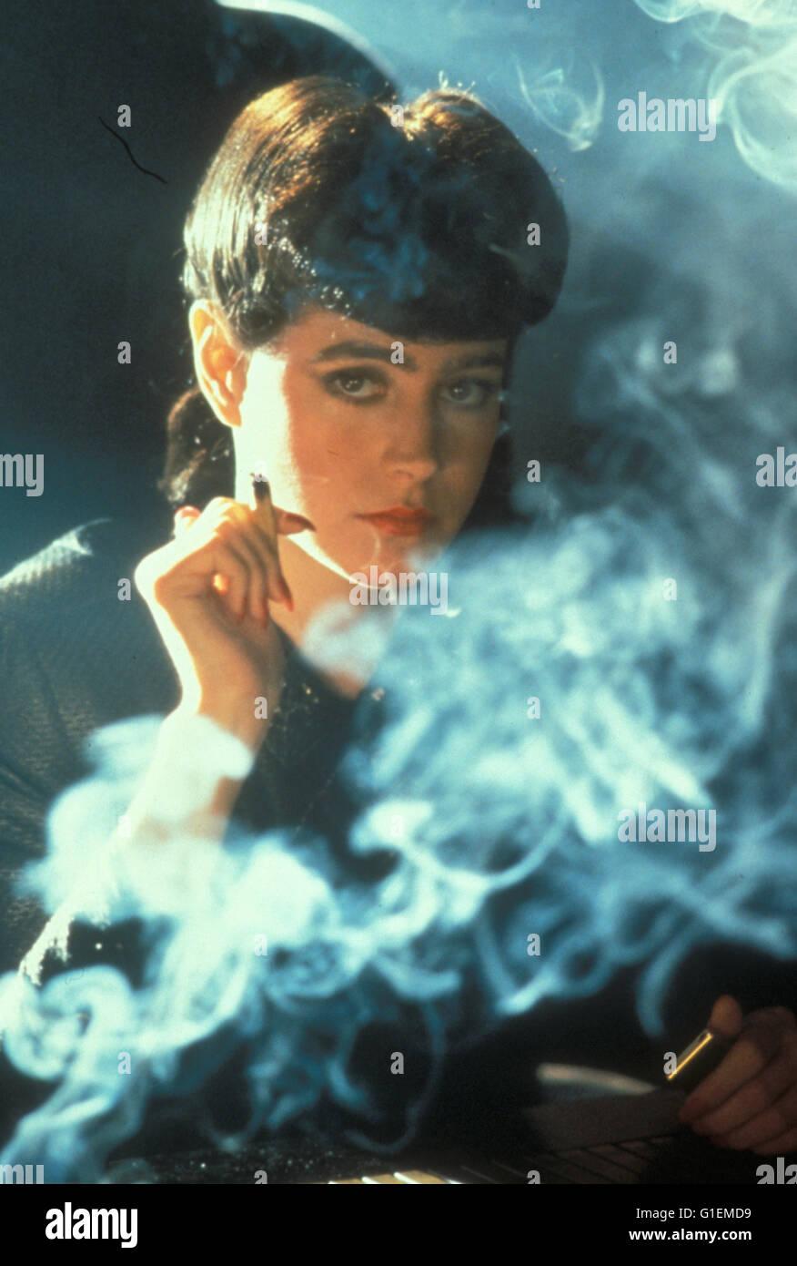 Blade Runner, Der / Sean Young - Stock Image