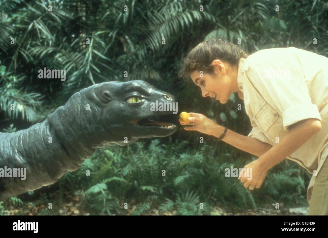 Baby - Das Geheimnis einer verlorenen Legende / Sean Young, Stock Photo