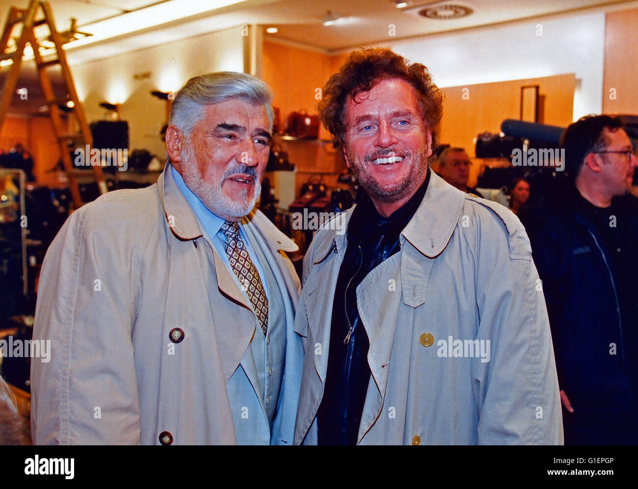Dieter Wedel Schauspieler High Resolution Stock Photography And Images Alamy