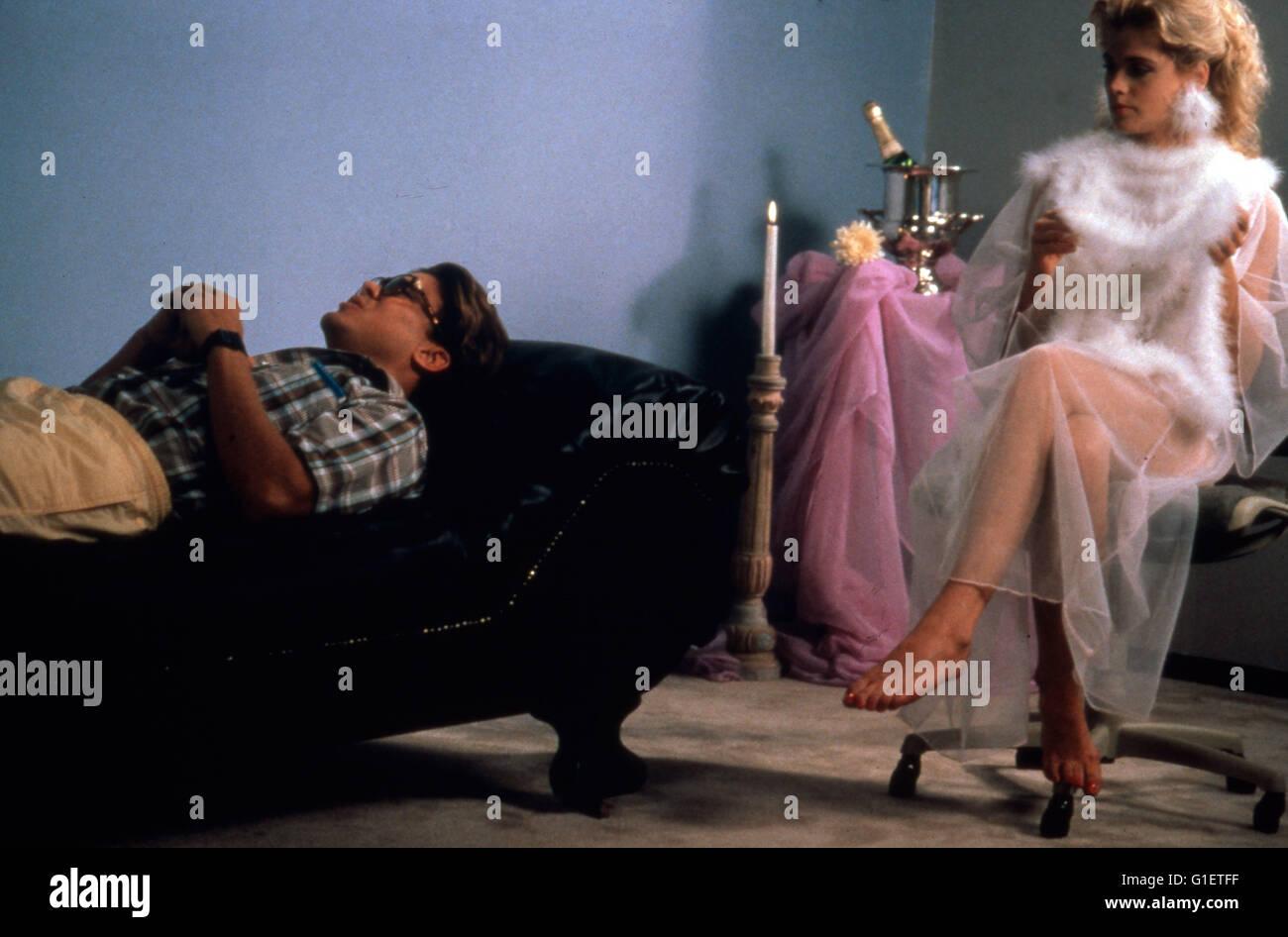 Dream Trap, USA 1990, Regie: Tom Logan, Hugh Parks, Darsteller: Sasha Senson, Kristy Swanson - Stock Image