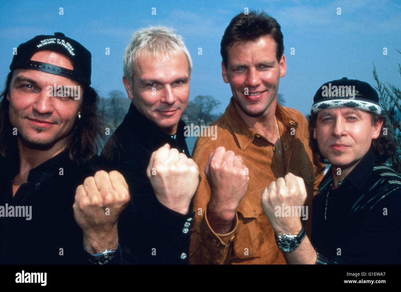 scorpions band stock photos scorpions band stock images alamy. Black Bedroom Furniture Sets. Home Design Ideas
