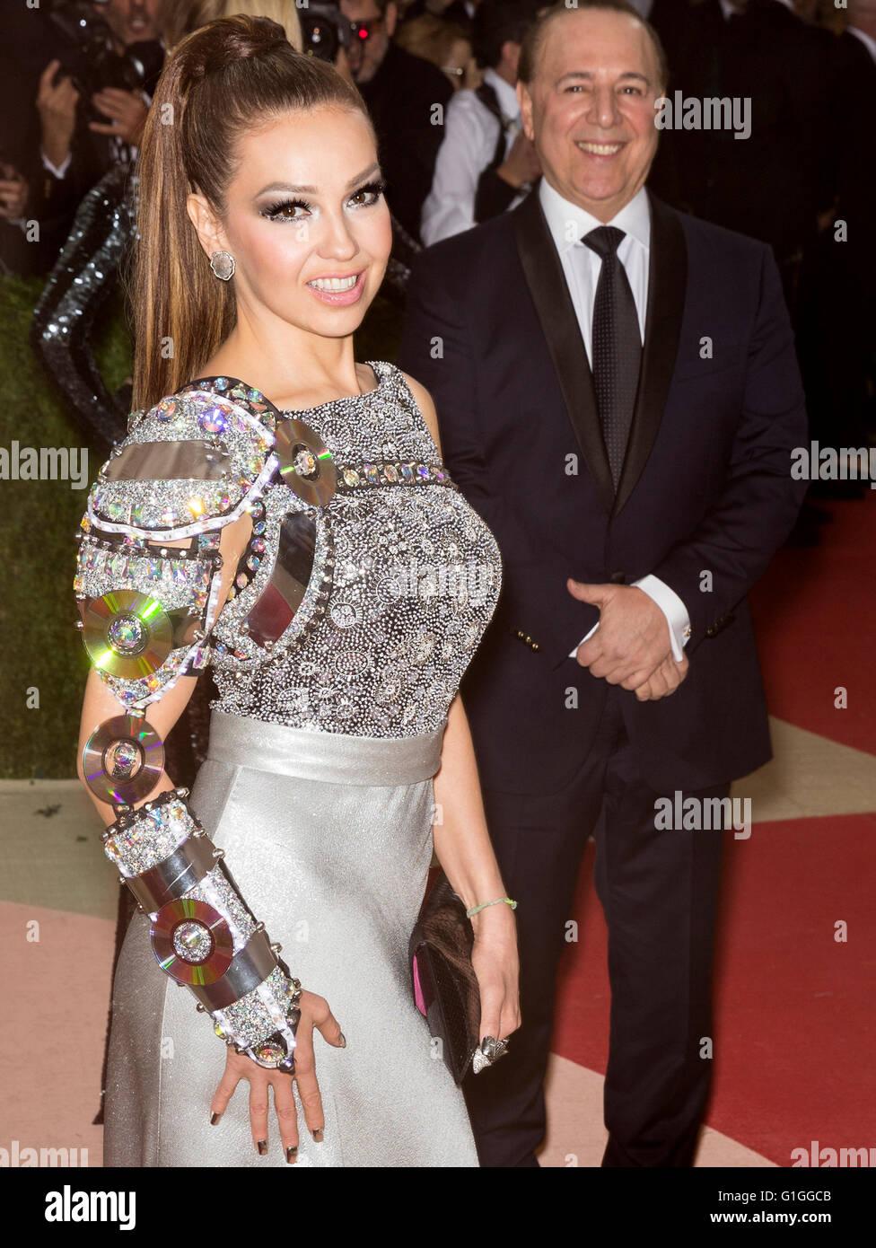 Thalia Singer 2016