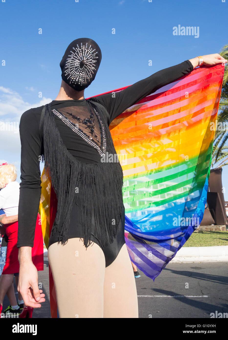Manifestazione del gay pride parade