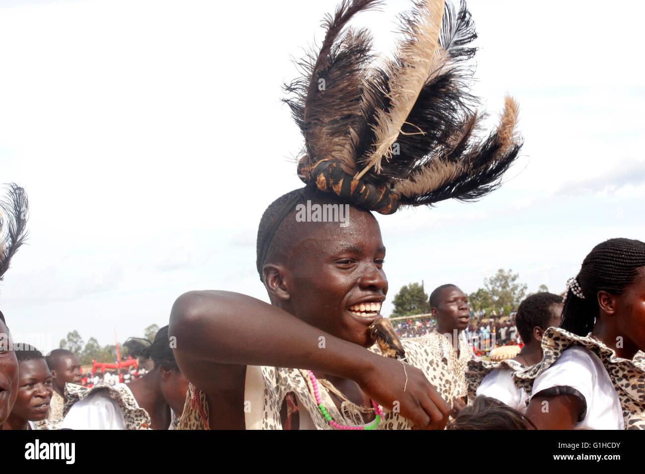 Uganda Music And Dance Stock Photos & Uganda Music And Dance