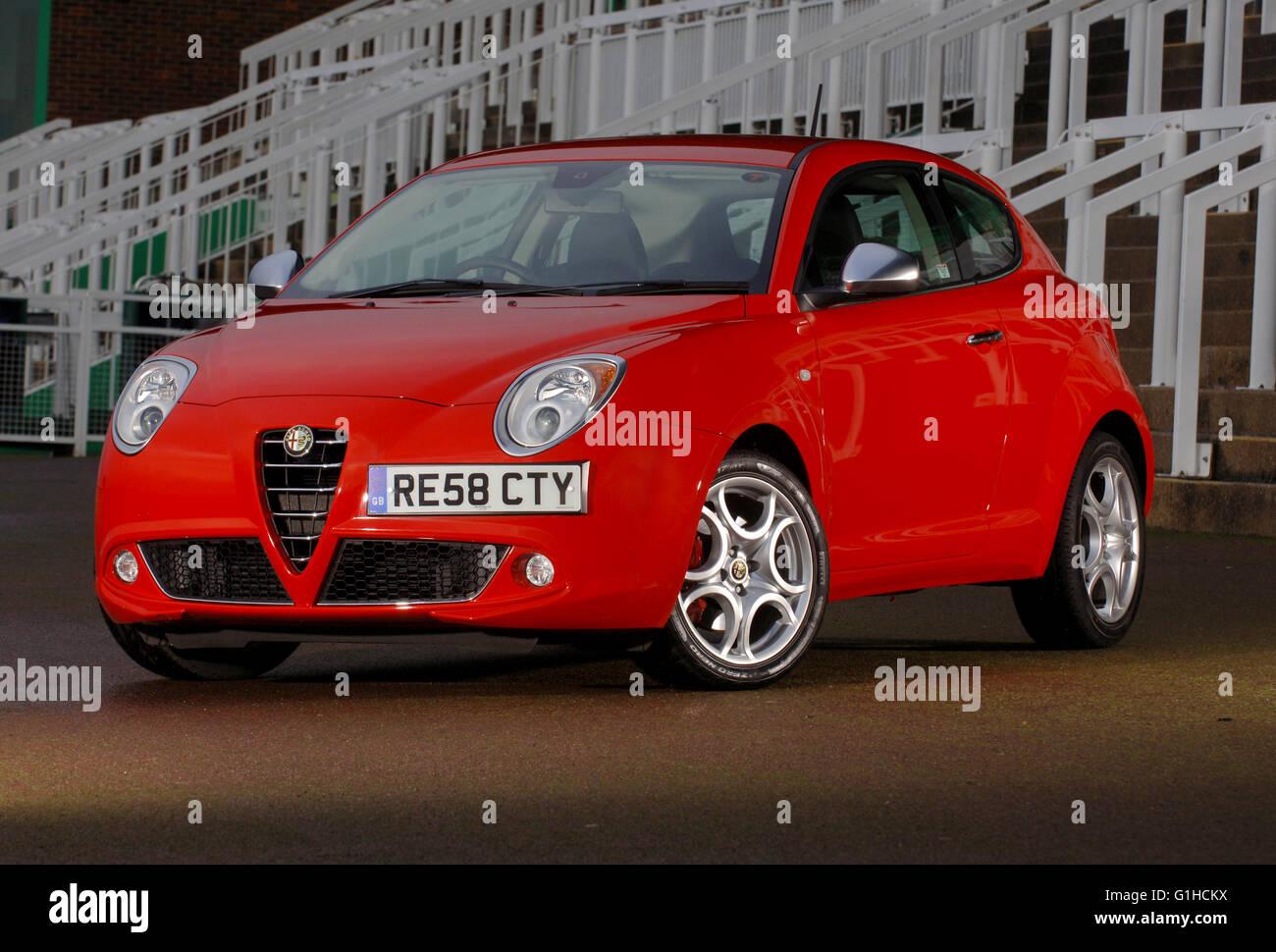 Alfa Romeo Mito Stock Photos Alfa Romeo Mito Stock Images Alamy