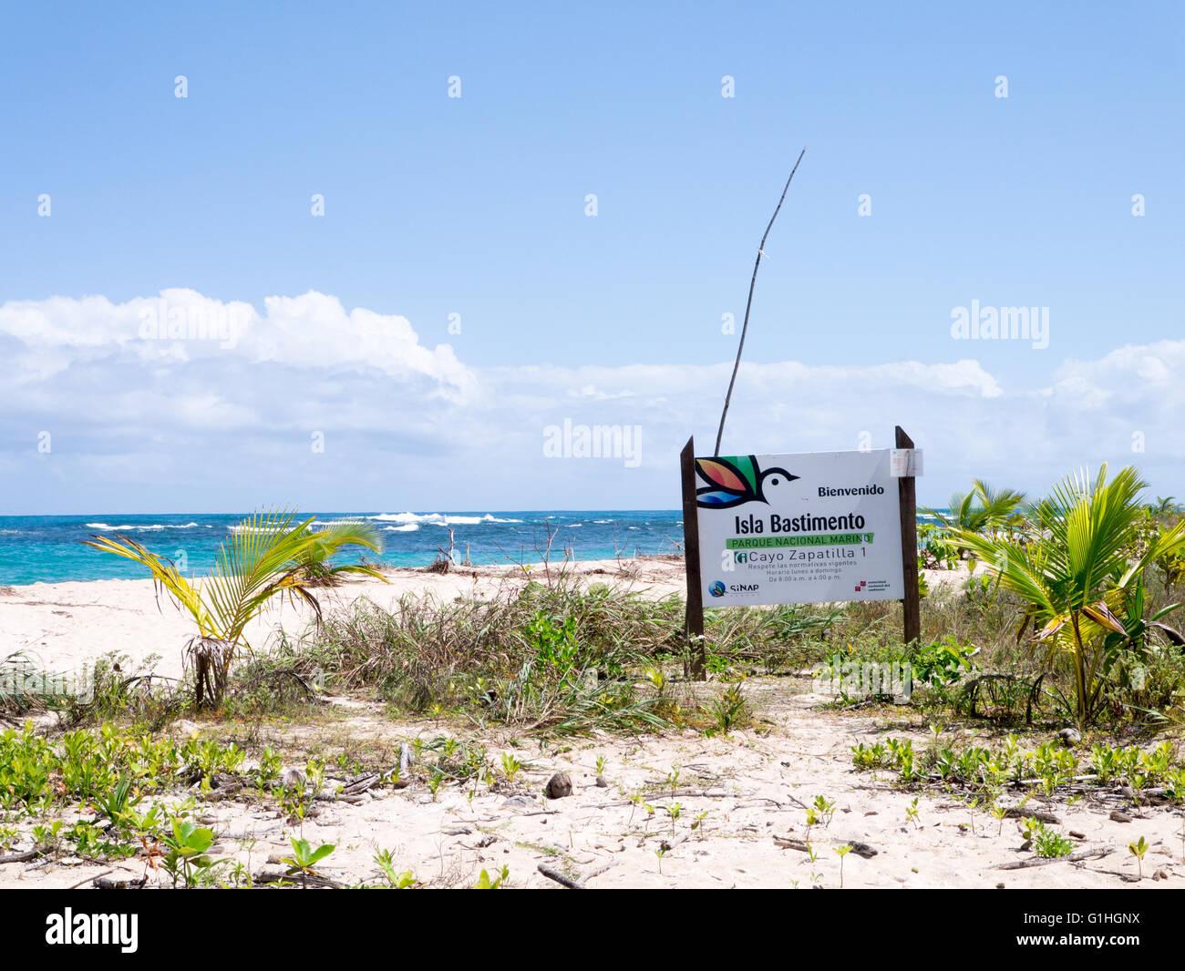 Isla Bastimento Cayo Zapatilla 1 in Bocas del Toro, Panama Stock Photo