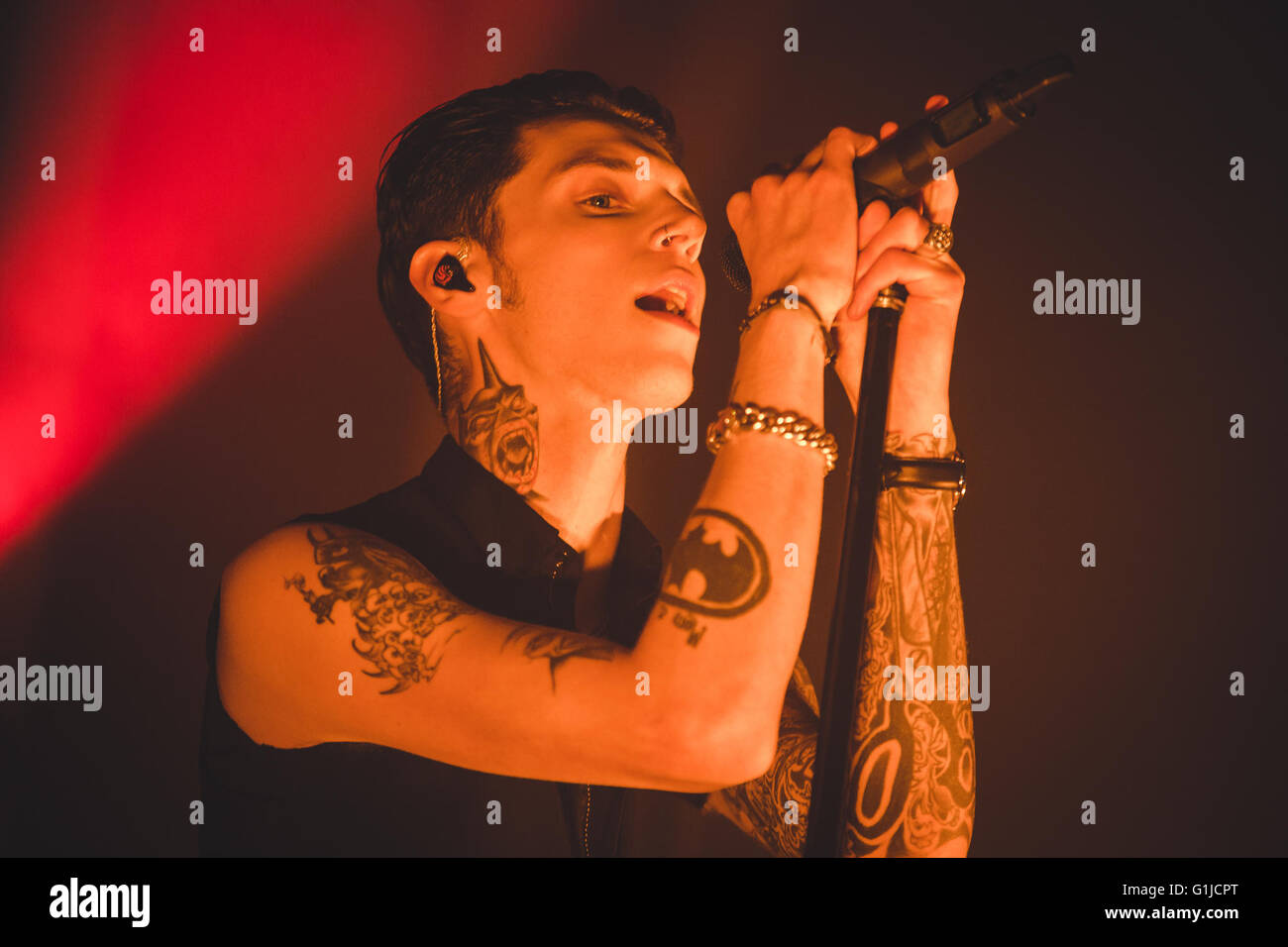 Andy Black Stock Photos & Andy Black Stock Images - Page 2