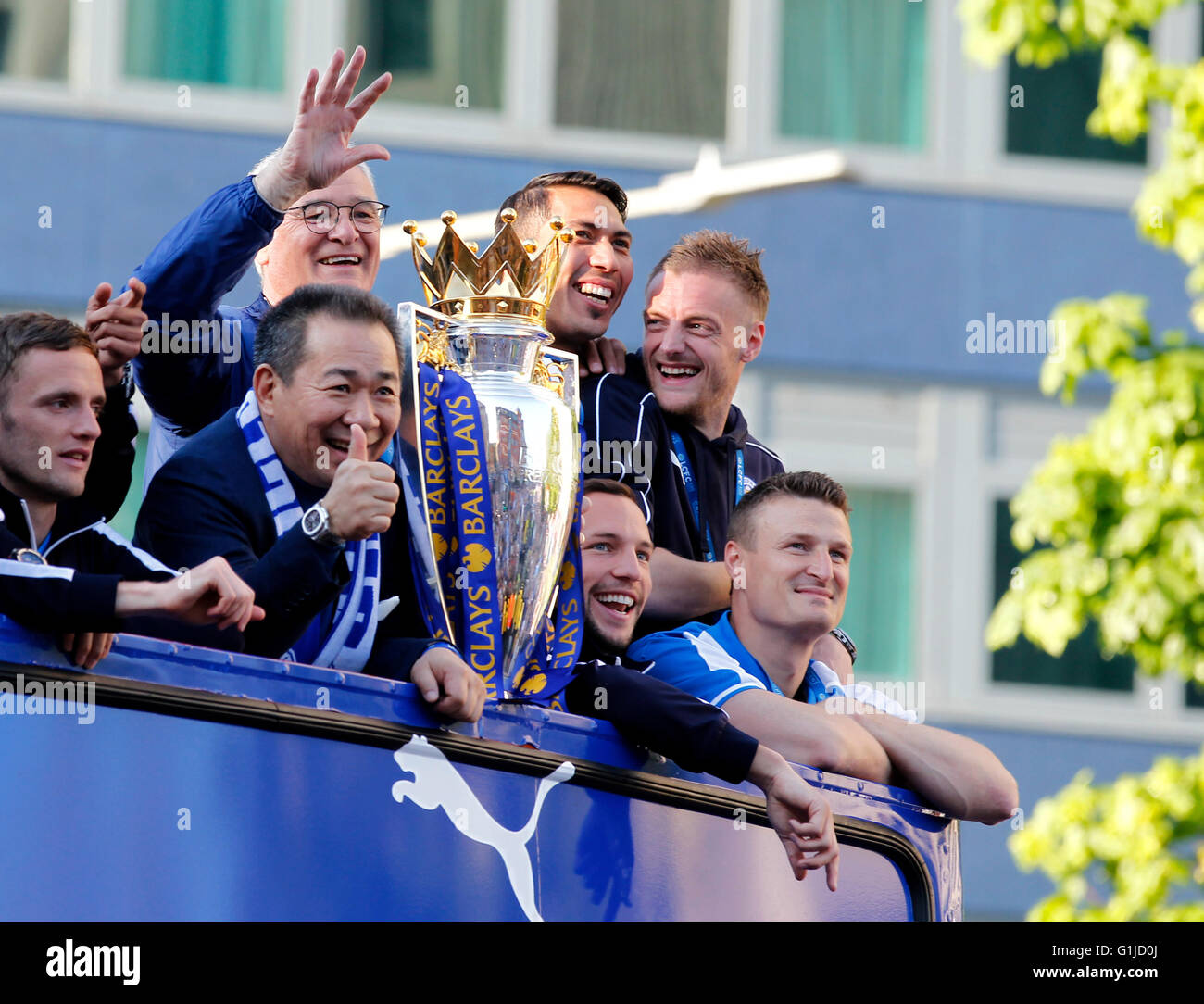 Leicester City Songs 2016