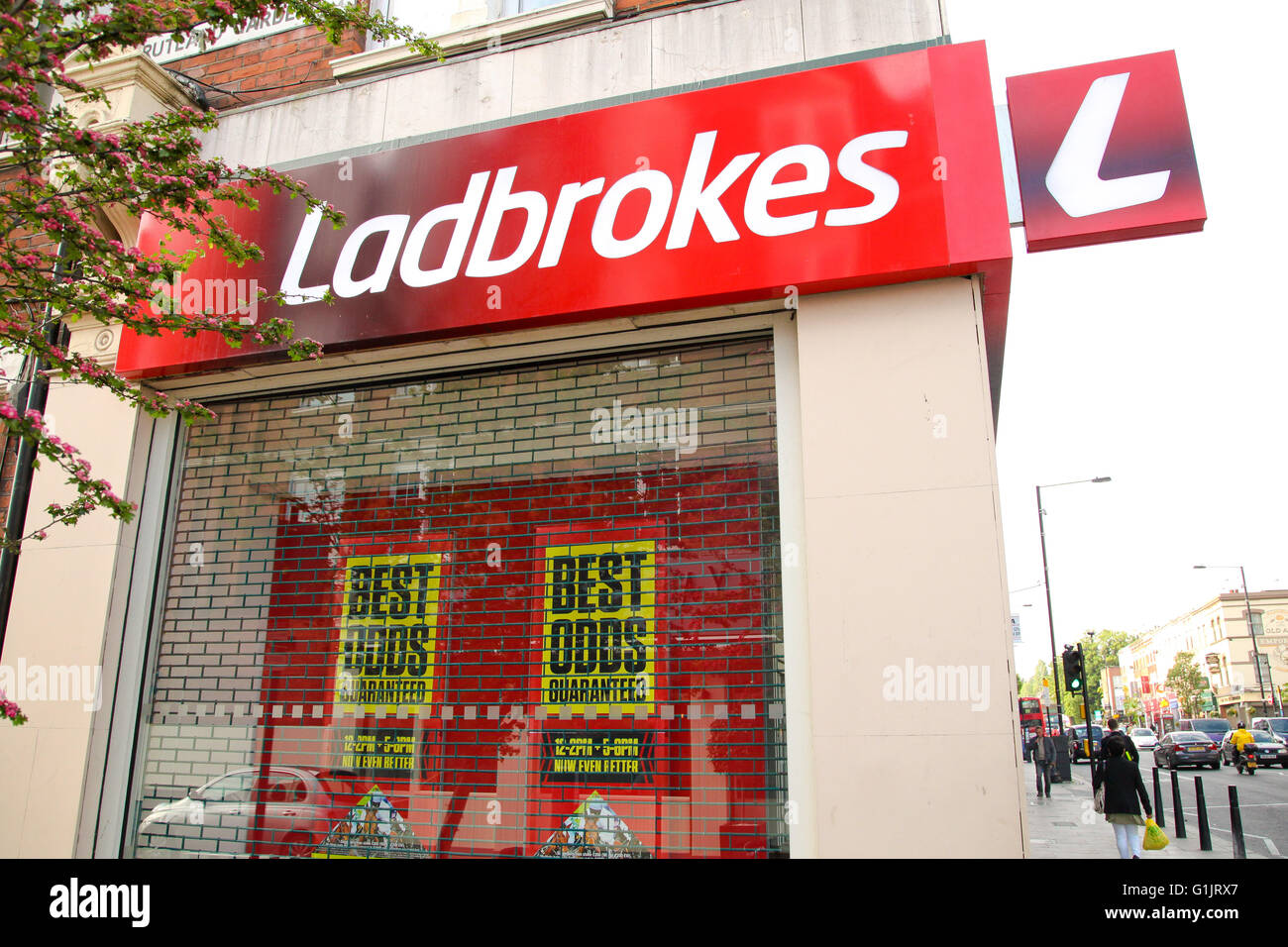 Betting shops in north london cancellation betting system roulette