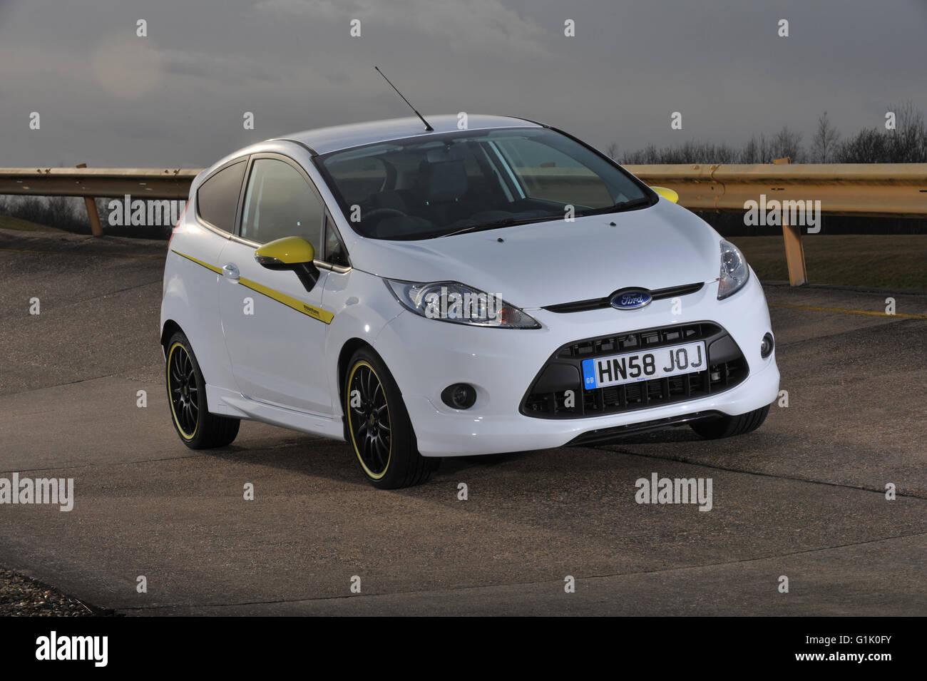 Ford Fiesta St High Resolution Stock Photography And Images Alamy