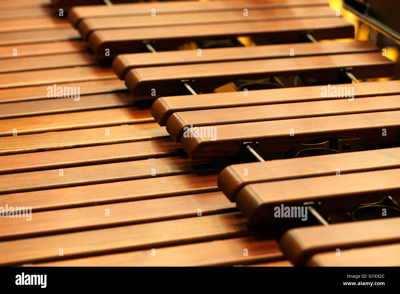 how to make a marimba musical instrument