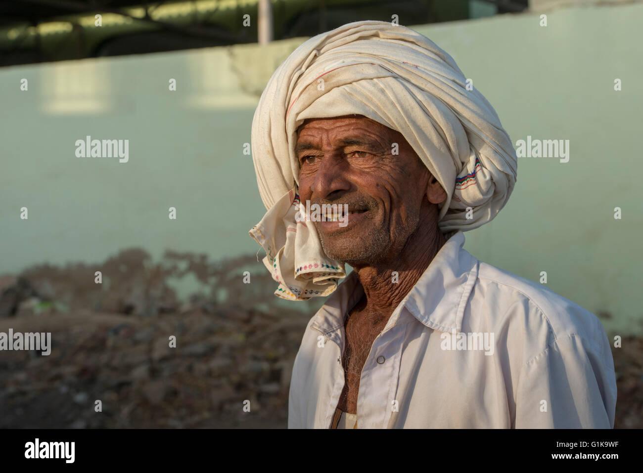 Ahir Man, Kutch - Stock Image