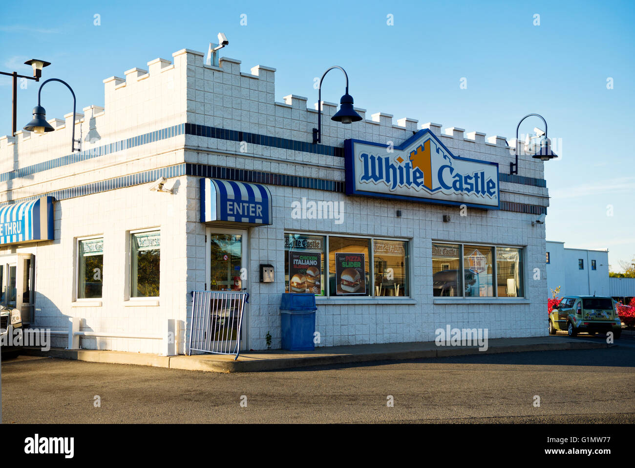 Burger Joint Stock Photos & Burger Joint Stock Images - Alamy