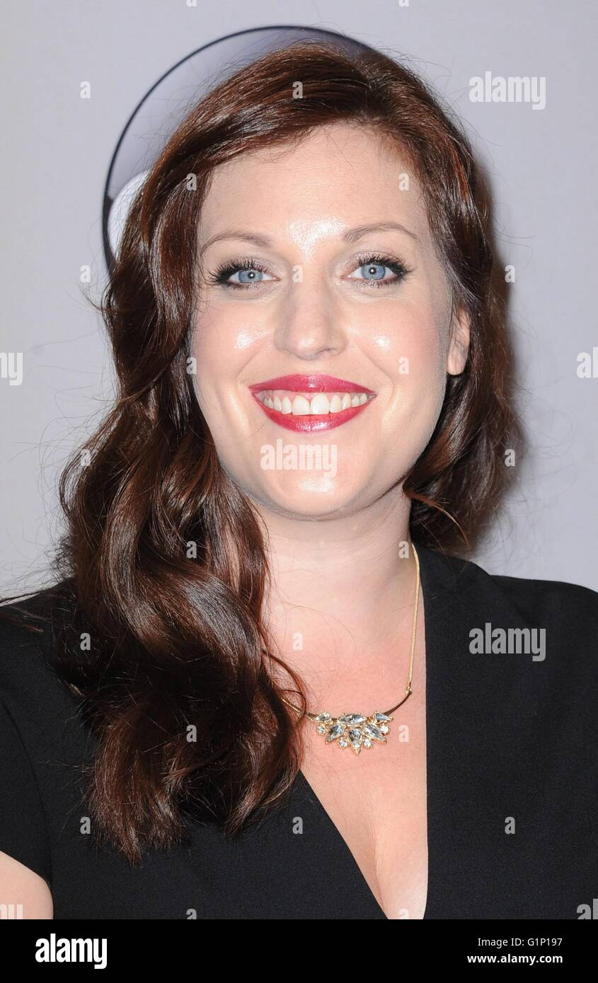 New York Ny Usa 17th May 2016 Allison Tolman At Arrivals For