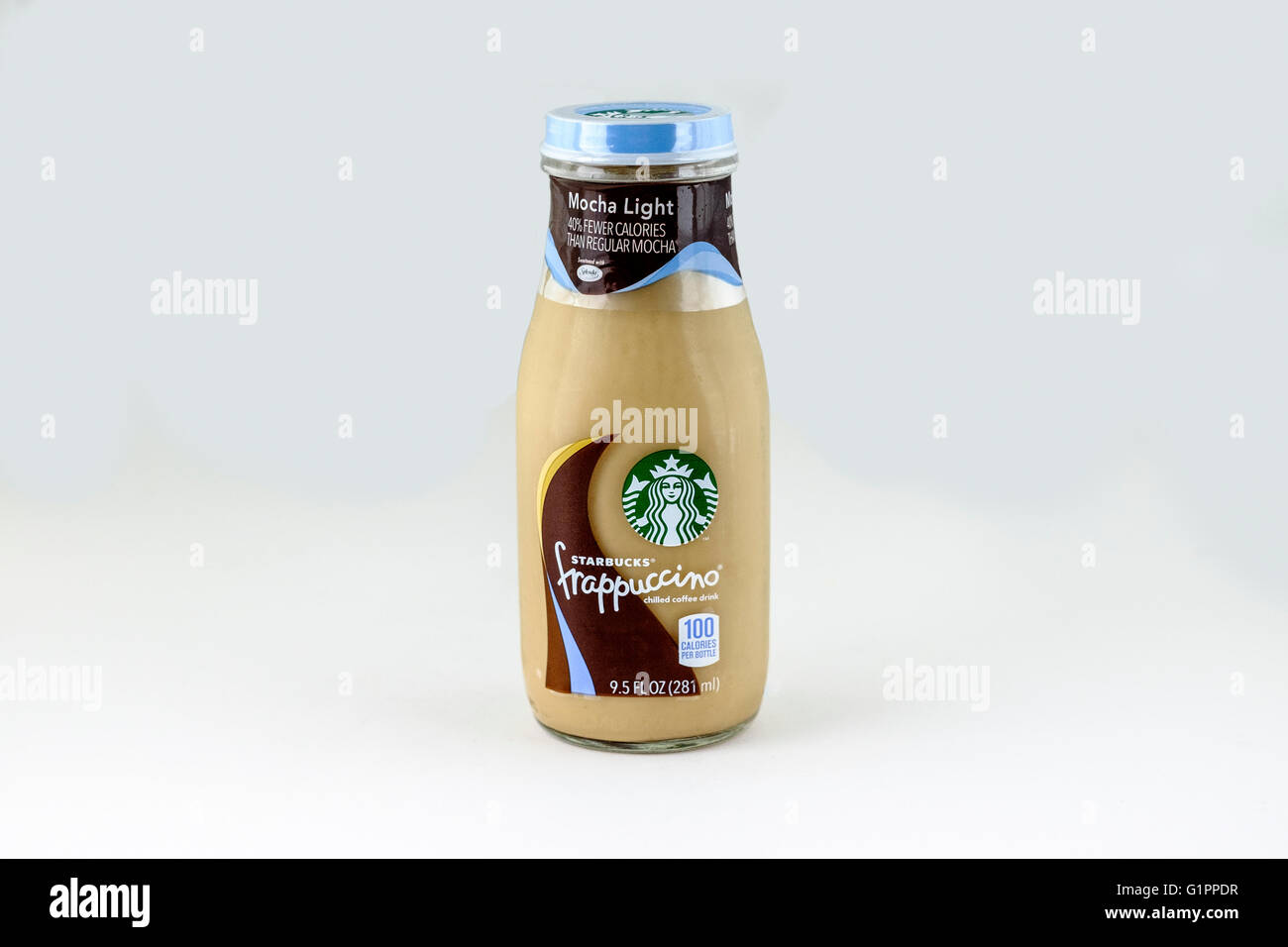 Bottle Of Frappuccino Stock Photos Bottle Of Frappuccino