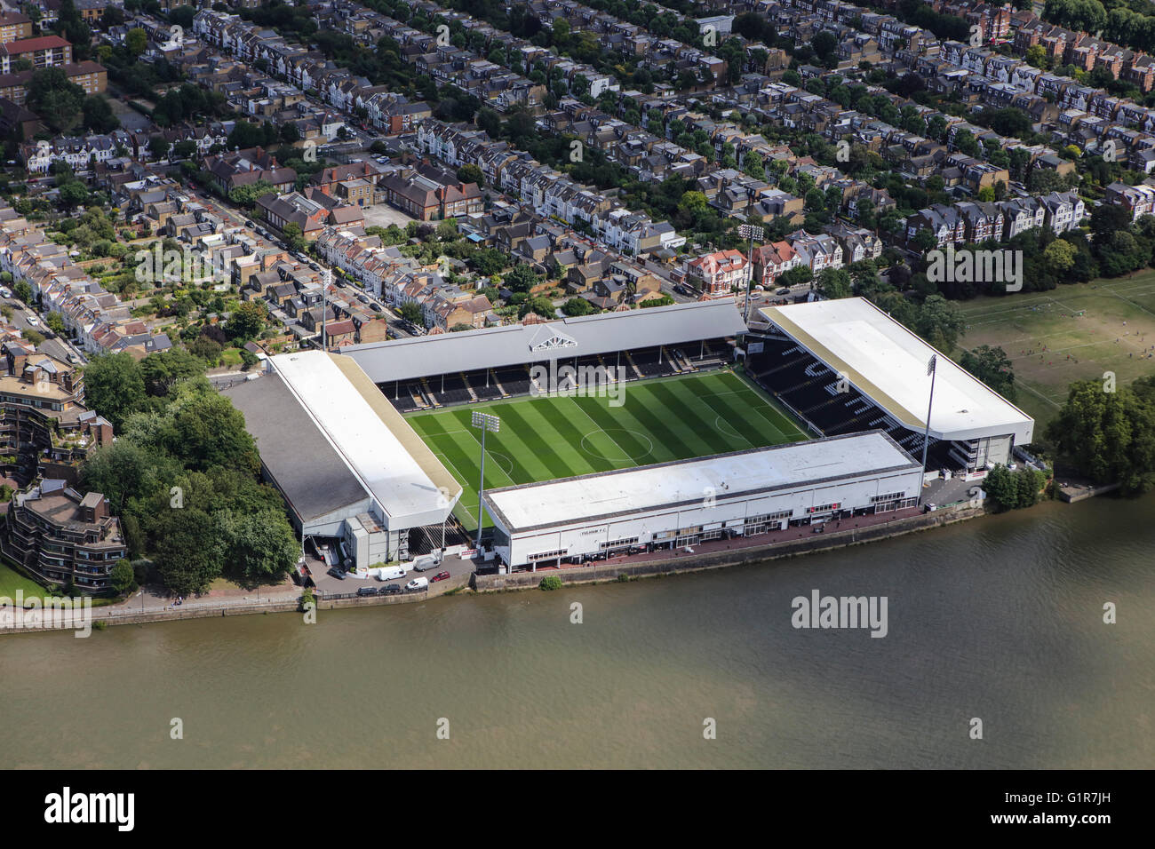 Home Of Fulham Fc High Resolution Stock Photography And Images Alamy