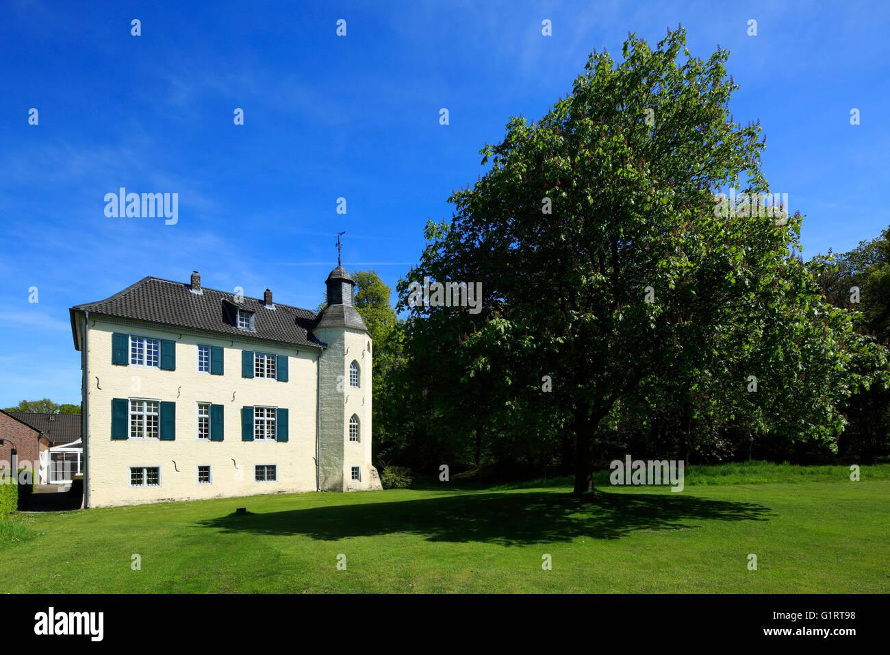 Haus Bey Ehemals Rittergut Hofanlage Und Schaesberger Rentamt