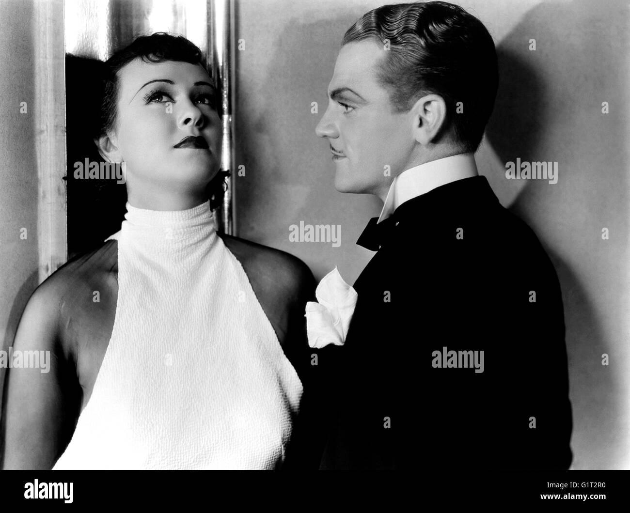 James Cagney movie poster print Lady Killer 1933