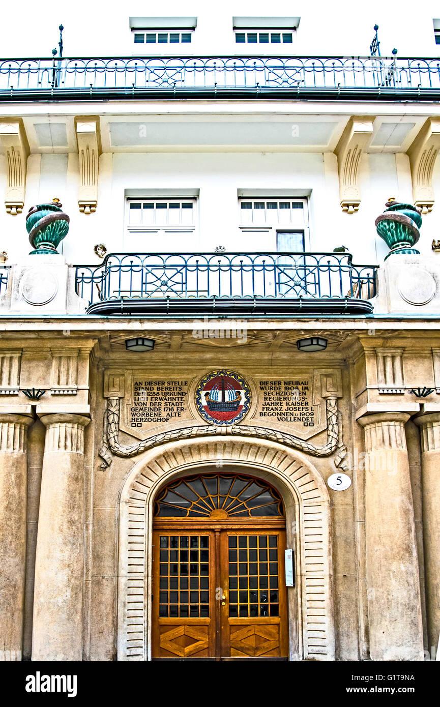 Hotel Herzoghof Baden Bei Wien