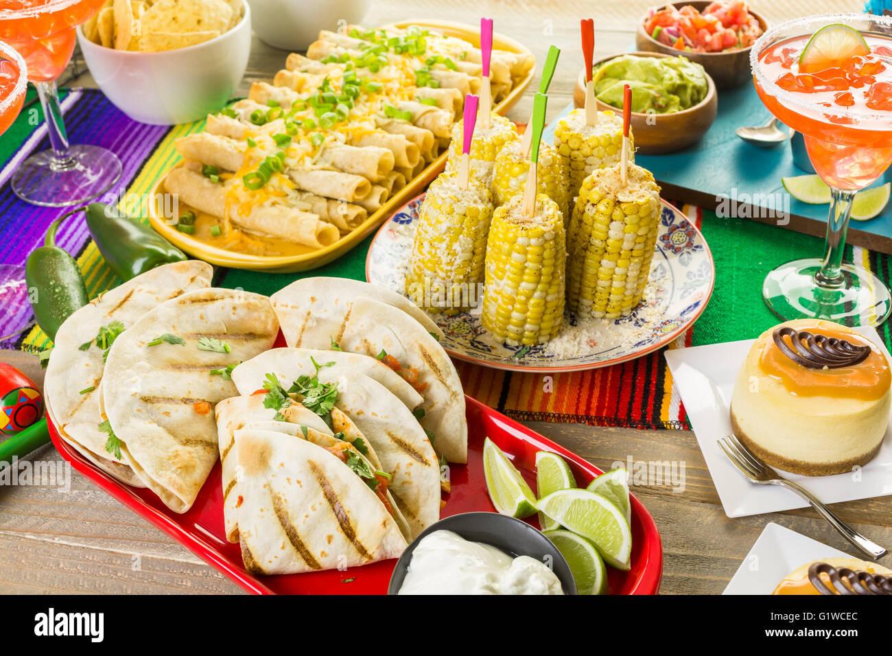 Mexican Finger Food Recipes