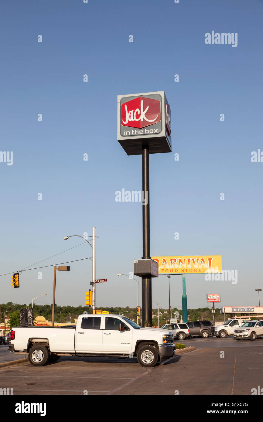 American Fast Food Restaurant Chain Stock Photos & American Fast ...